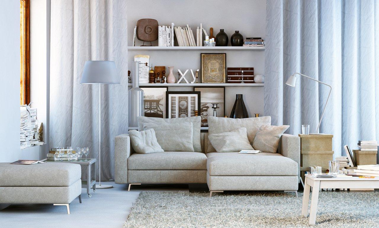 Raumgestaltung – Dekoration und textile Gestaltungselemente ...